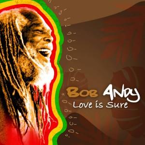 LOVE IS SURE_SINGLE ART